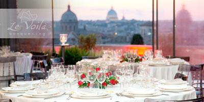 Eventi Con Vista Le Voilà Banqueting